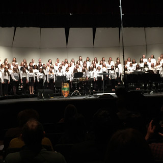 Distruct Choir - Treble