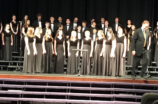 Treble Select Choir