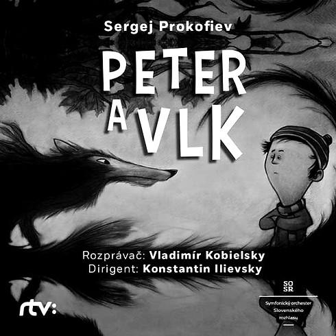 VYPREDANÉ | SERGEJ PROKOFIEV: Peter a vlk