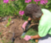 Arthritis garden tool