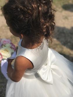 Flowergirl Detail