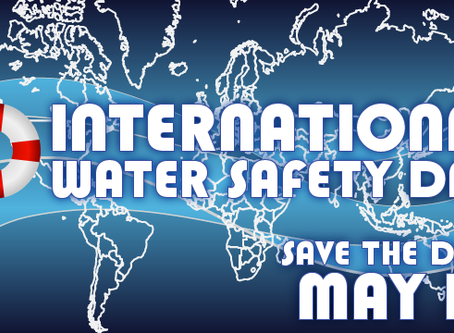 International Water Safety Day at Velo-CT