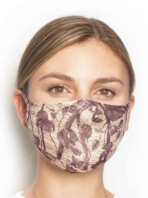 Terra - Silk Face Mask