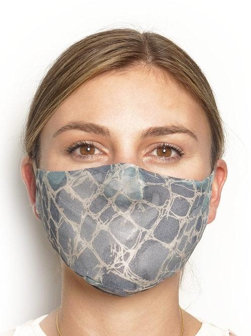 Oceano - Silk Face Mask
