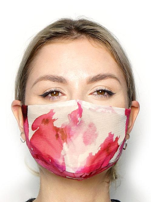 Fiorire - Silk Face Mask