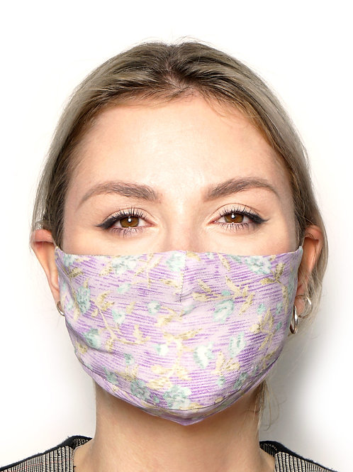 Gioia - Silk Face Mask
