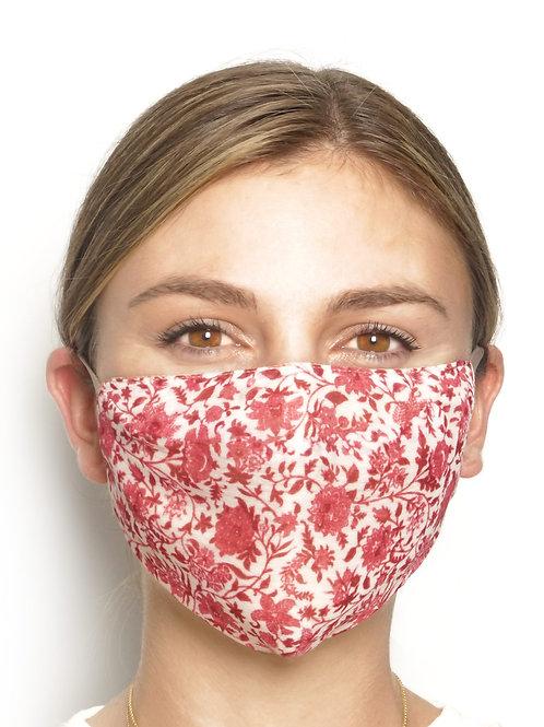 Ciliegia - Silk Face Mask