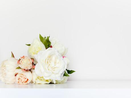 ESME Creative's first florist client