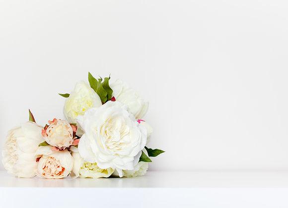 Wrapped Flower Bouquet - Standard Size