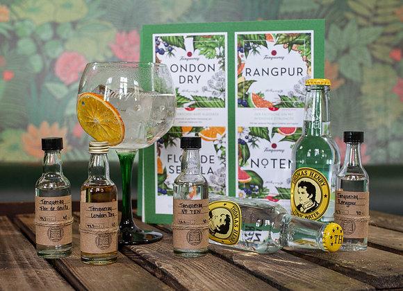 Gin & Tonic 4er Tasting Set