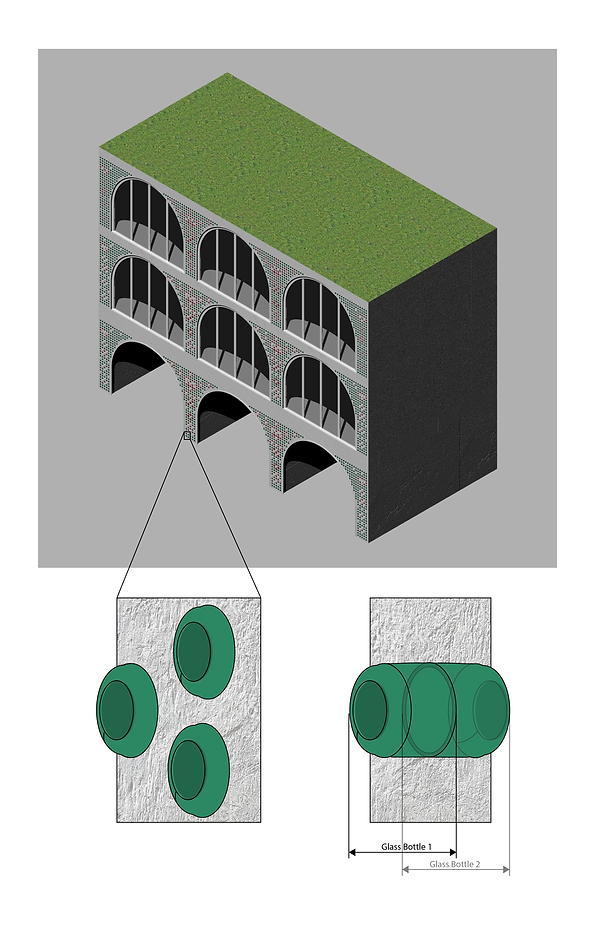 Classroom Building and Bottle Brick Diagram.png