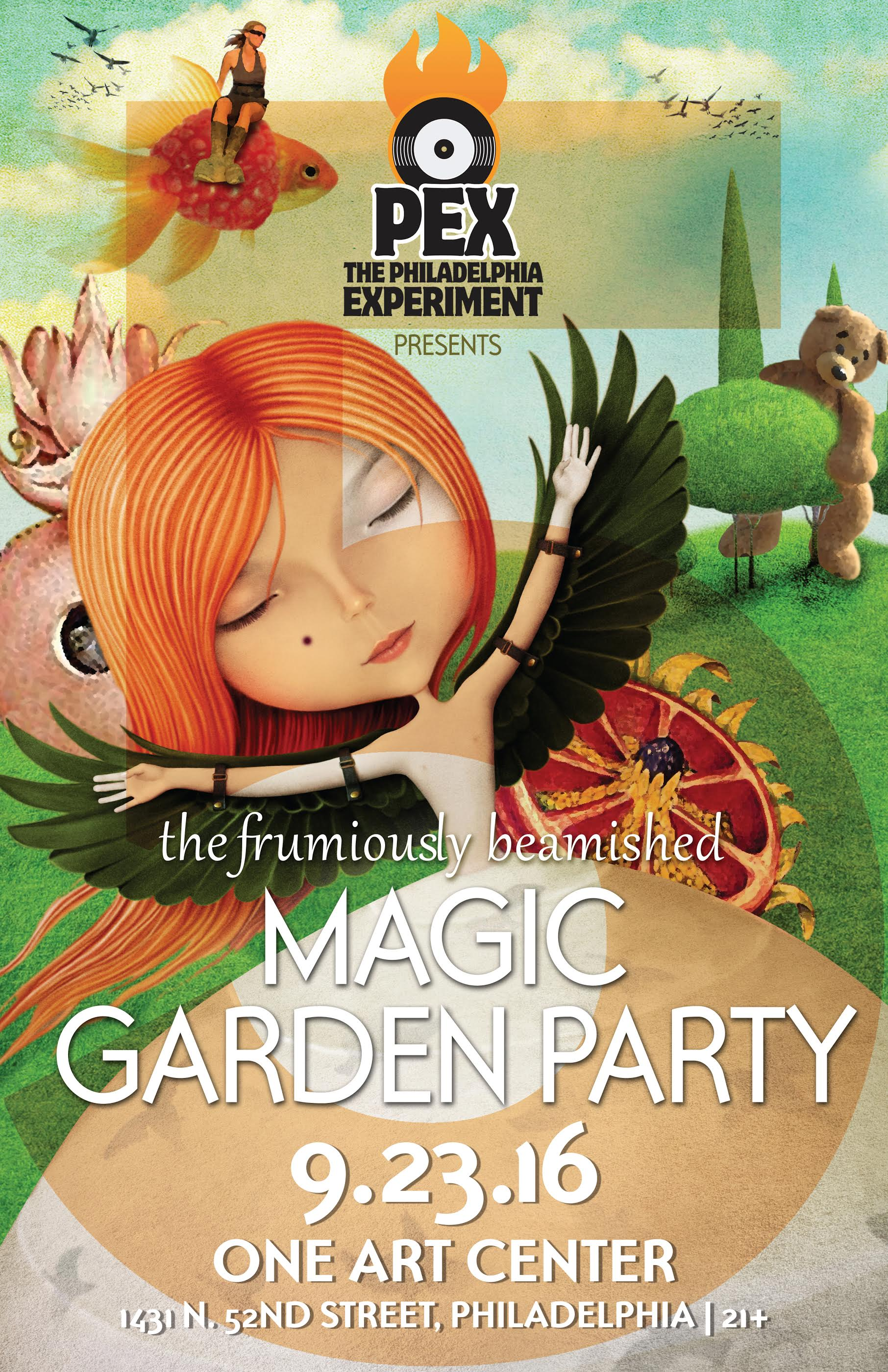 PEX Magic Garden Party 5
