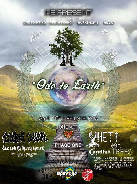Ode to Earth