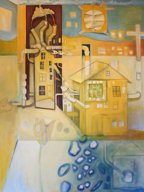 """Yellow House"""