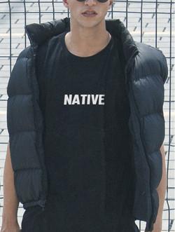 Camiseta nativa