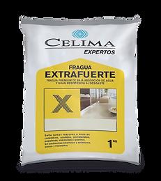 Fragua Celima Extrafuerte x 1 Kg.