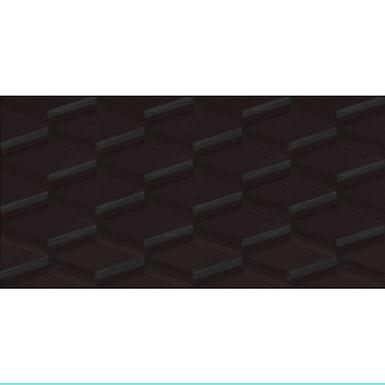 Pared 30x60 Prisma Negro