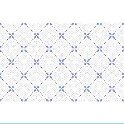 Pared 25x40 Signo Plus Azul