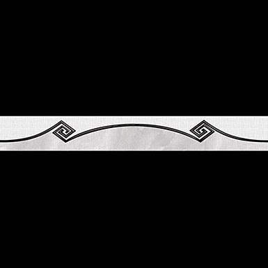 Listelo 6x39.5 Fátima Gris