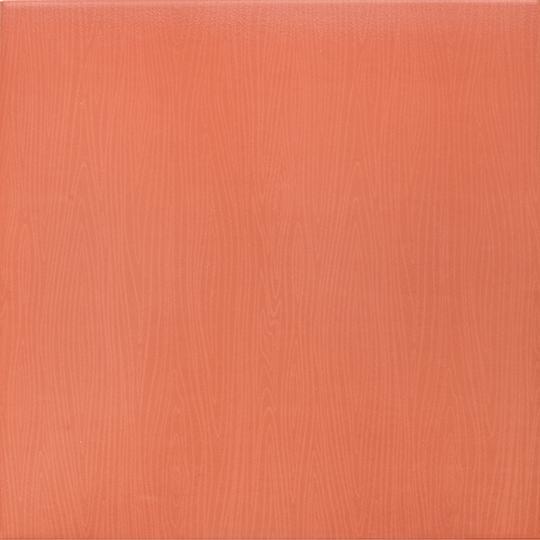 Aquarela Curvas coral 45x45