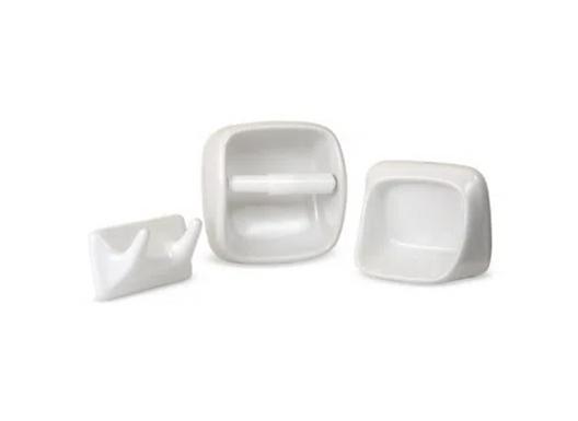 Mini-Kit de Accesorios Blanco Trebol