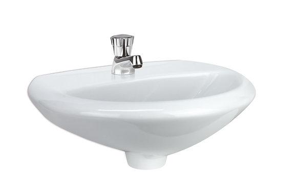 Lavatorio Eco Blanco Trebol