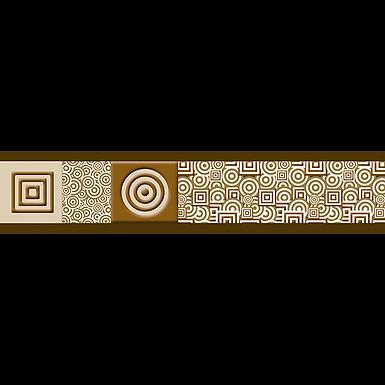 Listelo 6x39.5 Cuocco