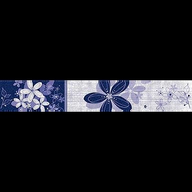Listelo 6x39.5 Catalina Azul