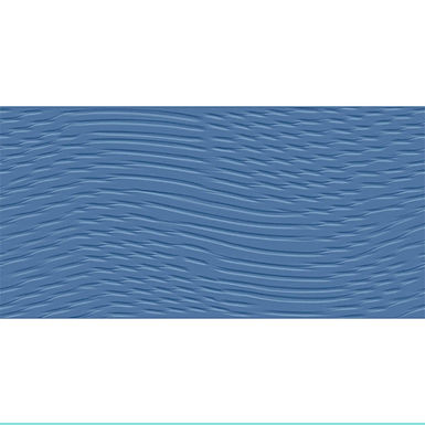 Pared 30x60 Aquarela Ondas Azul