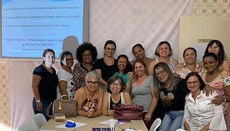 Palestra Empoderamento feminino - Secr Mulher
