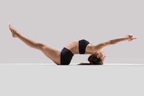 Pilates torna você mais flexível.