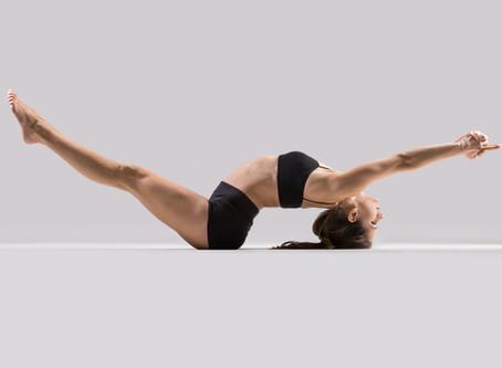 Bases para entrenar el equilibrio. Parte 2