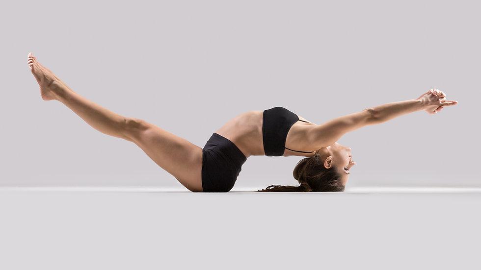 Advanced Mat Pilates