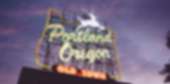 Portland Oregon Sign