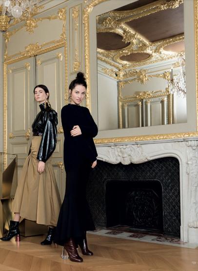 Vogue Arabia First Issue Kym Ellery