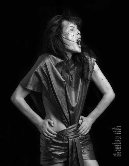 Bambou for Author Issue 2 by Sylvie Castioni