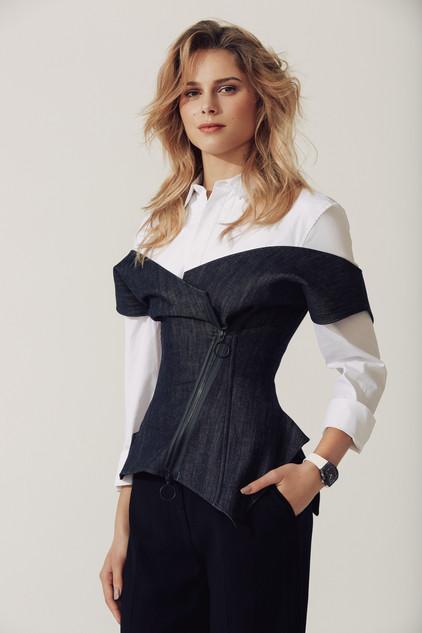 Yuliya Levchenko For Richard Mille