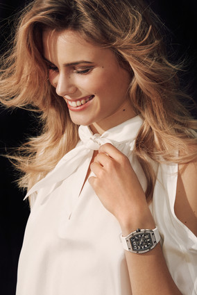 Yuliya Levchenko for Richard Mille magazine