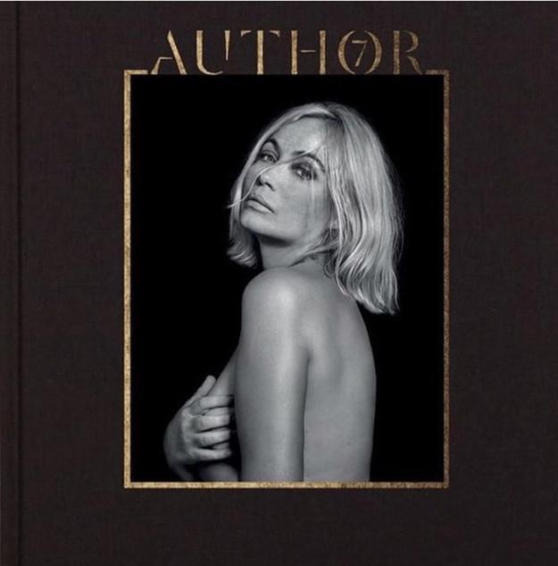 Emmanuelle Béart for Author By Sylvie Castioni