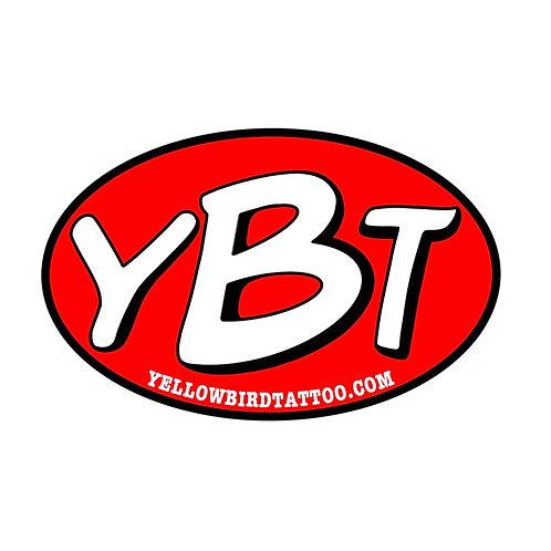 YBT Sticker