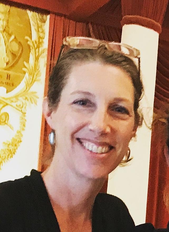 Katherine Doumani, DNA President