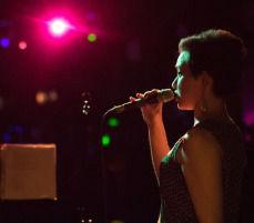 Taller de canto con Joanna Gallegos