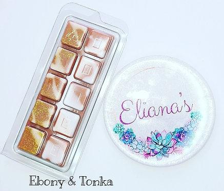 Ebony & Tonka