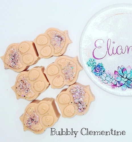 Bubbly Clementine (pack of 6)