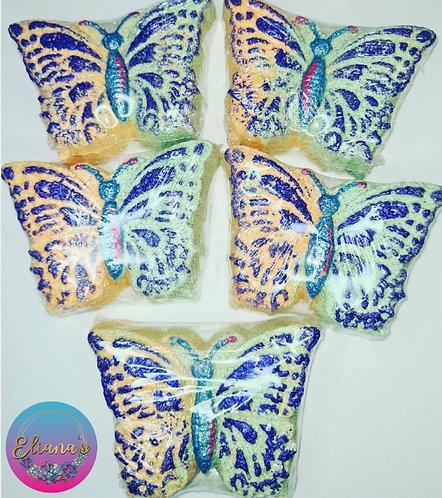Fruit Salad Butterfly Bathbomb