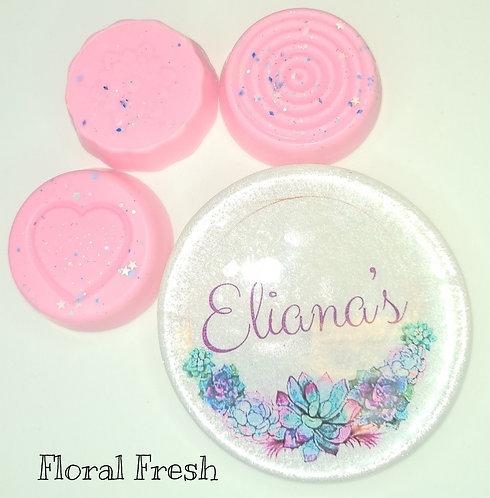 Floral Fresh Wax Tart