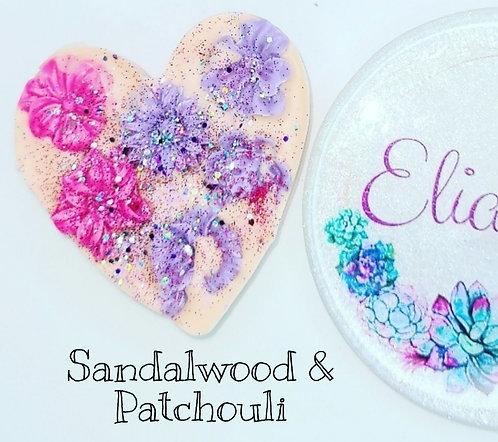 Sandalwood & Patchouli