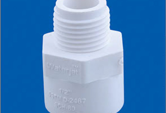 M.T.A (Male Threaded Adapter - Plastic)
