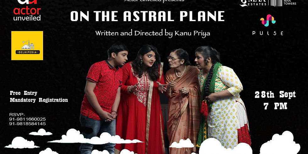 On The Astral Plane - A Spiritual Satire