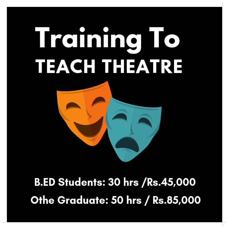 Training To Teach Theatre